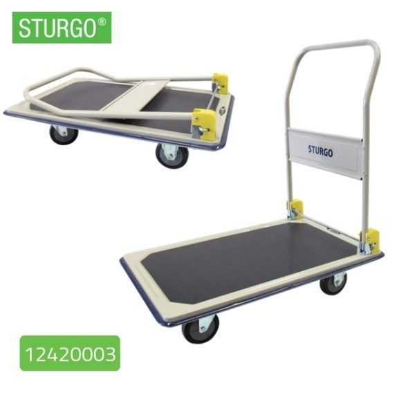 bm-12420003-sturgo-platform-trolley-folding-handle
