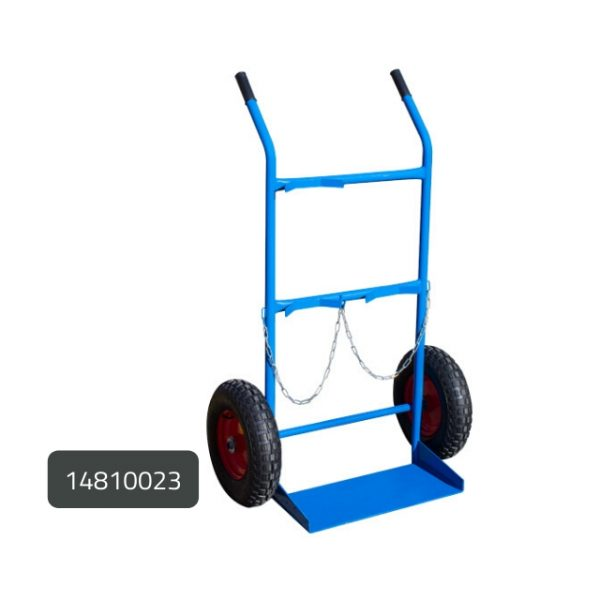 bm 14810023 double oxy trolley 300kg