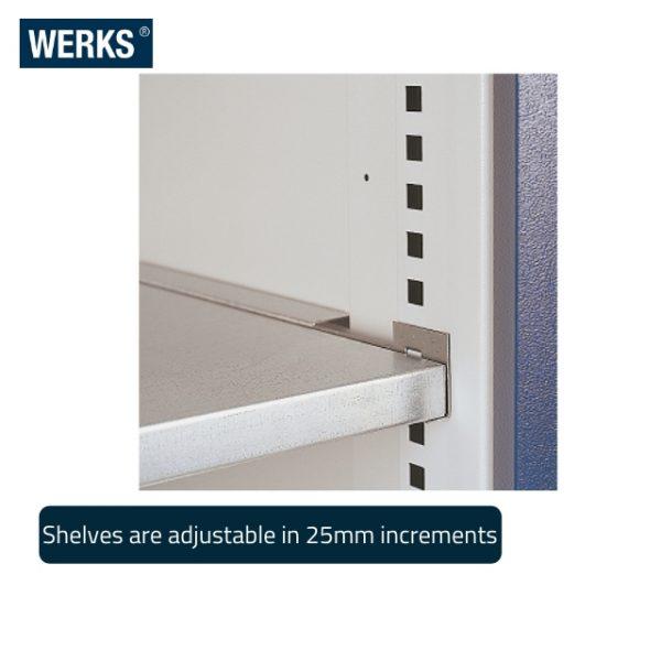 BM-WERKS-Heavy-Duty-Cabinet-Adjustability Grid