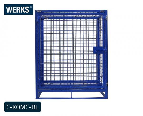 C-KOMC-BL-custom-werks-komatsu-cage-1